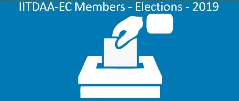 IITDAA-EC Members-Elections-2019: Final List of Voters!