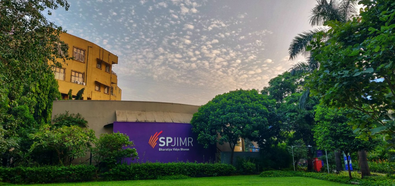 Official Community Of S P Jain Institute Of Management Research